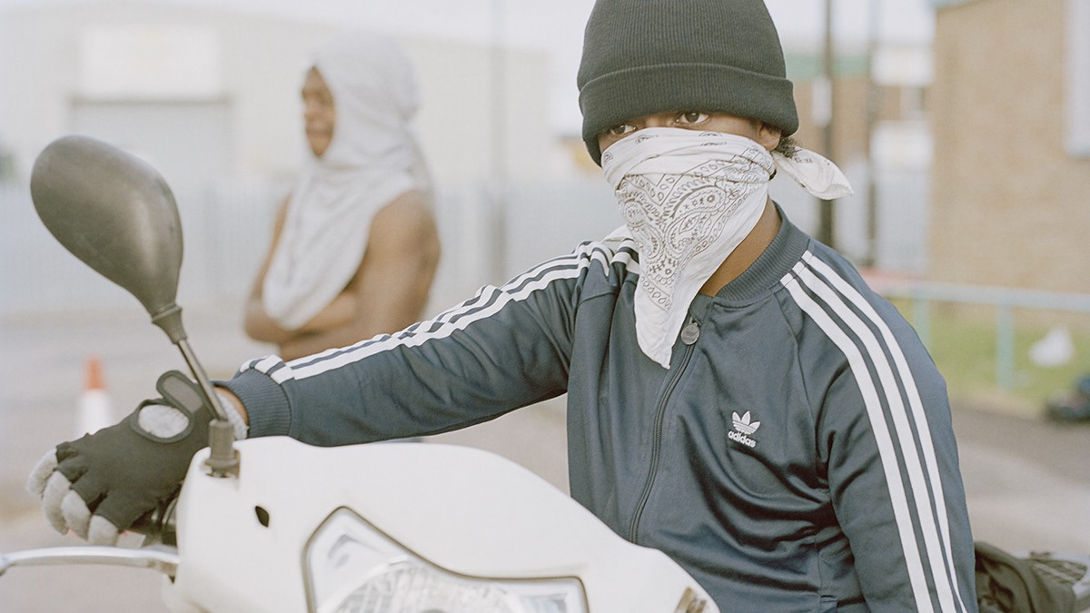 photographing the young riders of london's underground dirt bike culture