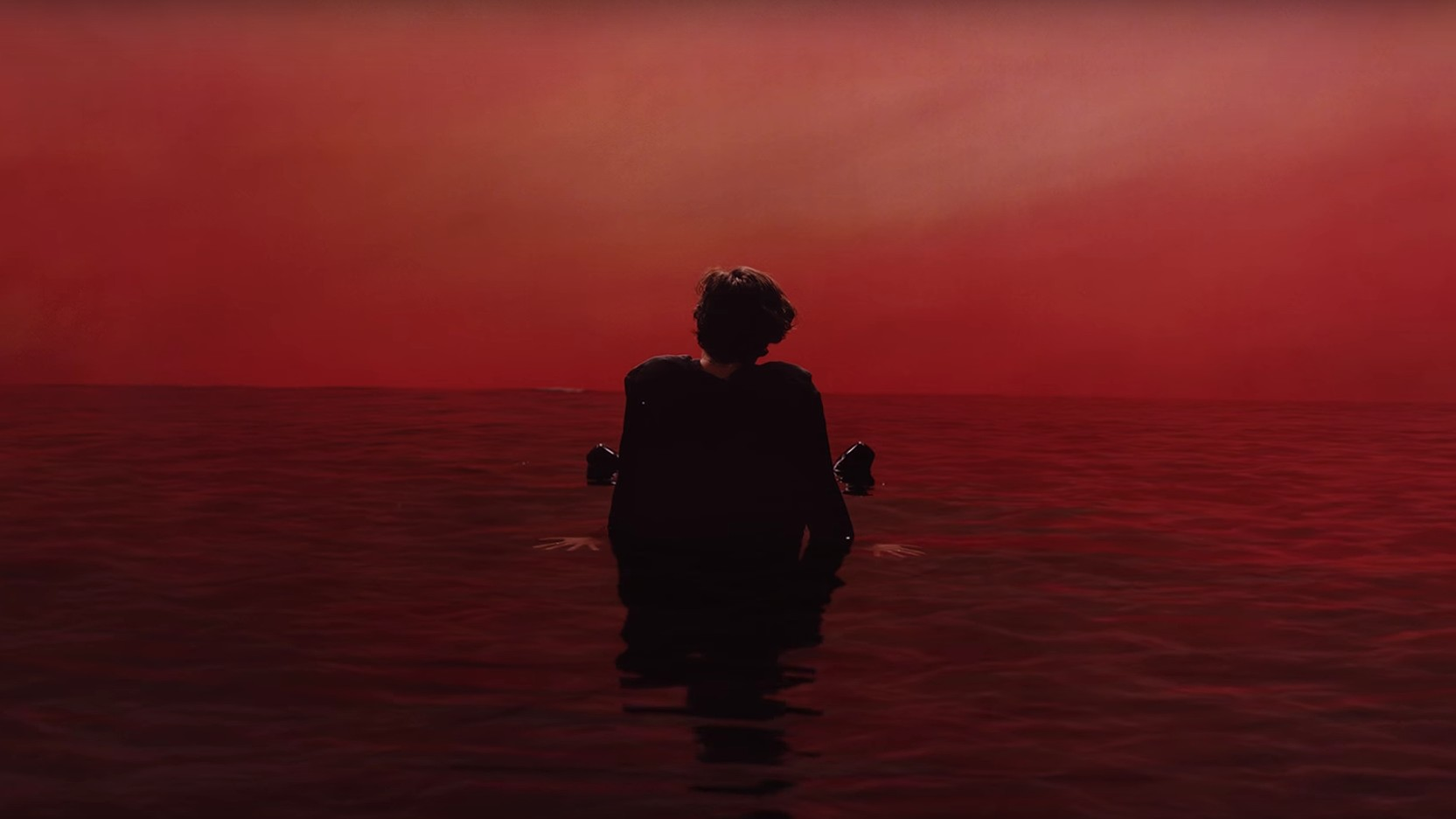 check out harry styles' falsetto on debut solo single sign of the times