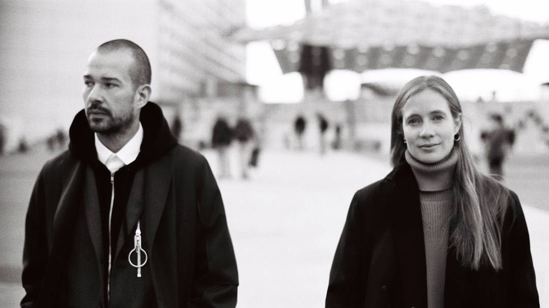 husband-and-wife designers take the reins at jil sander