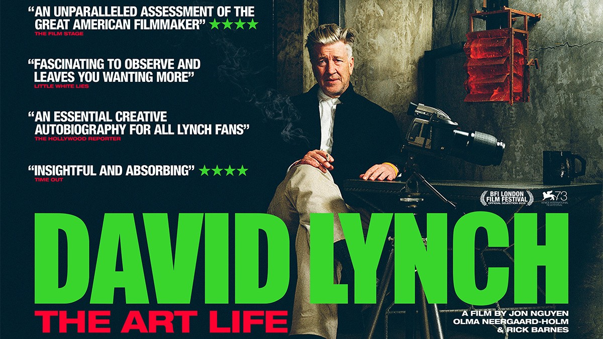exclusive: watch the trailer for upcoming david lynch documentary, the art of life