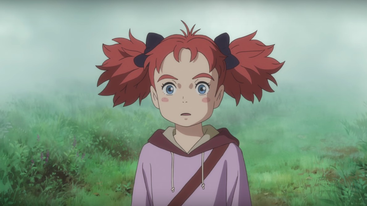 watch the spellbinding trailer for 'mary and the witch's flower' by studio ghibli alums