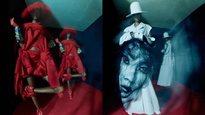 a meeting of minds: john galliano, tim walker and grace coddington