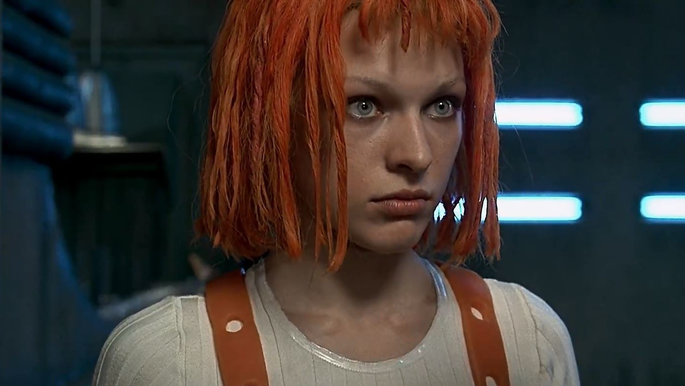 ​celebrating the 20th anniversary of milla jovovich's career-defining role in 'the fifth element'