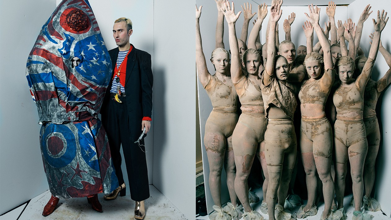 charles jeffrey loverboy and the importance of doing things your own way