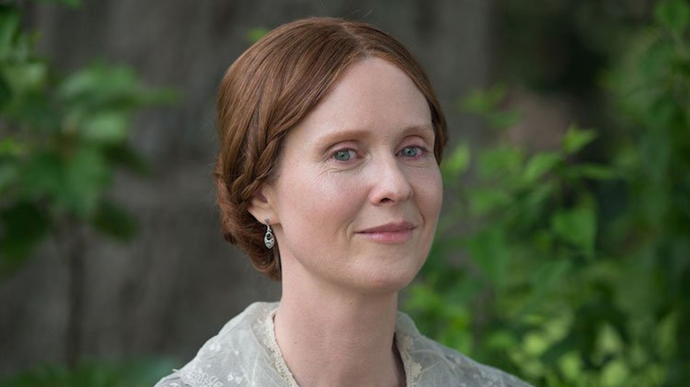 cynthia nixon believes emily dickinson was probably bisexual too