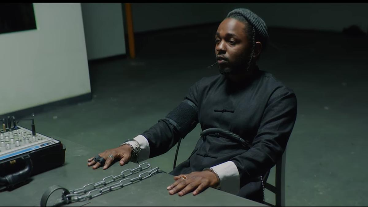 watch don cheadle take on kendrick lamar in DNA video