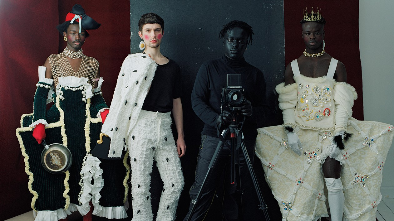 campbell, ibrahim, king and harry: the next generation in london creativity