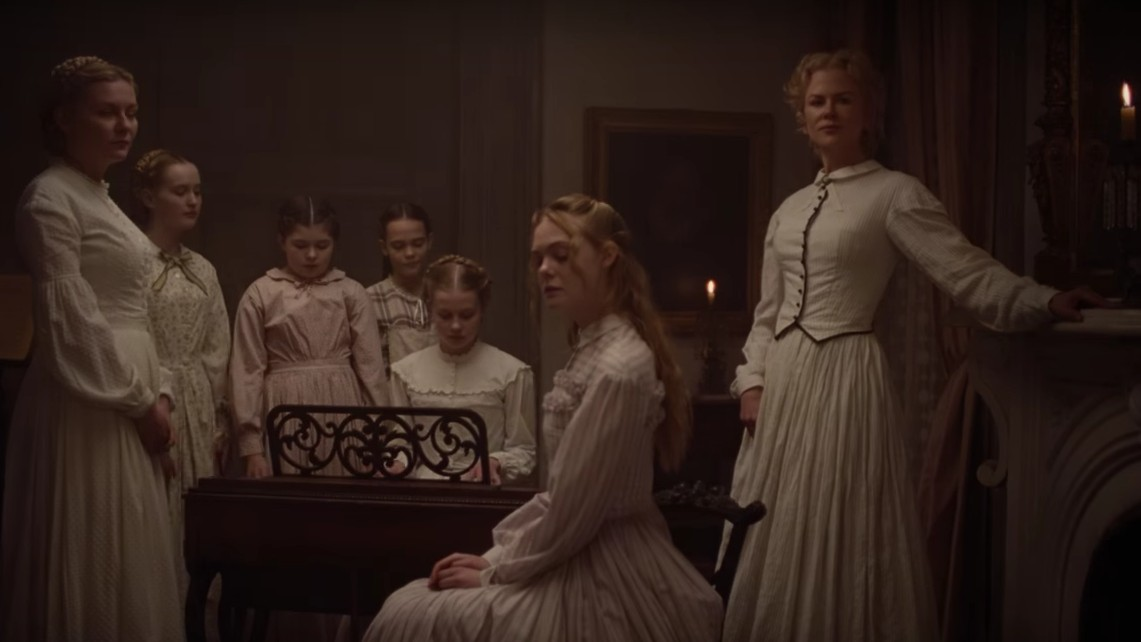 catch an extended look at sofia coppola's new gothic thriller