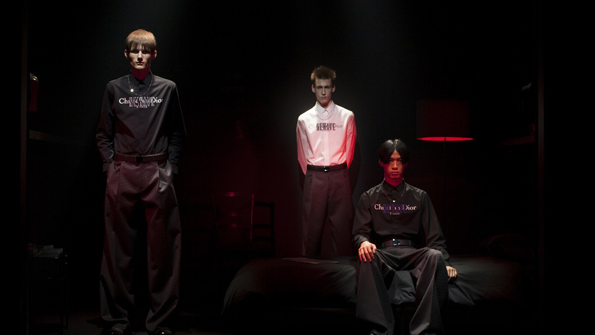 dior homme takes tokyo with its first-ever mid-season show