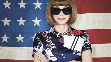 anna wintour is the cover star of business of fashion's america issue
