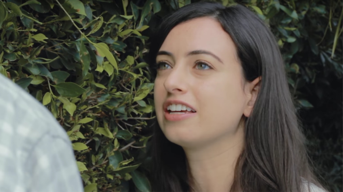 larry david's daughter cazzie has a web series and it's pretty, pretty, pretty good
