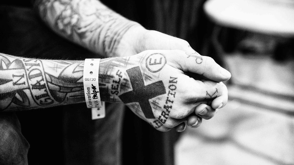 the new sobriety: why straight edge is back