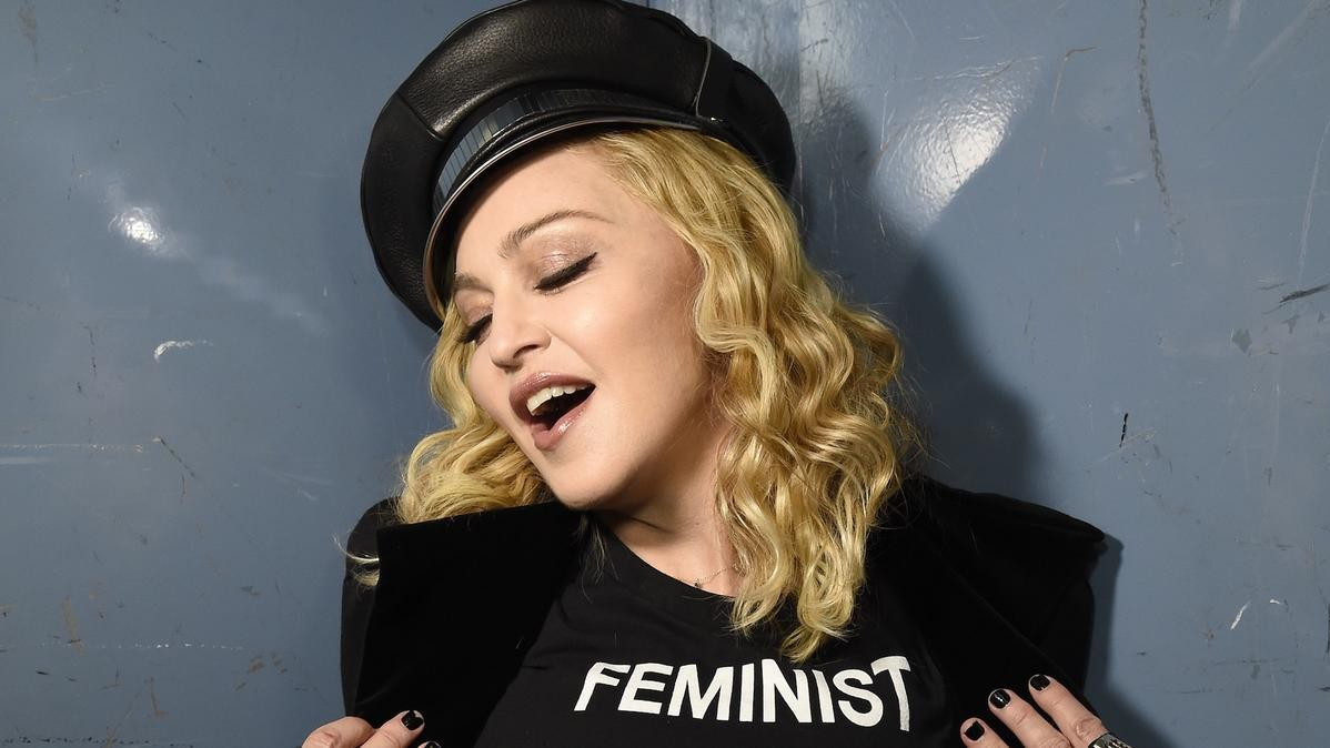 finally, a madonna biopic is on the way