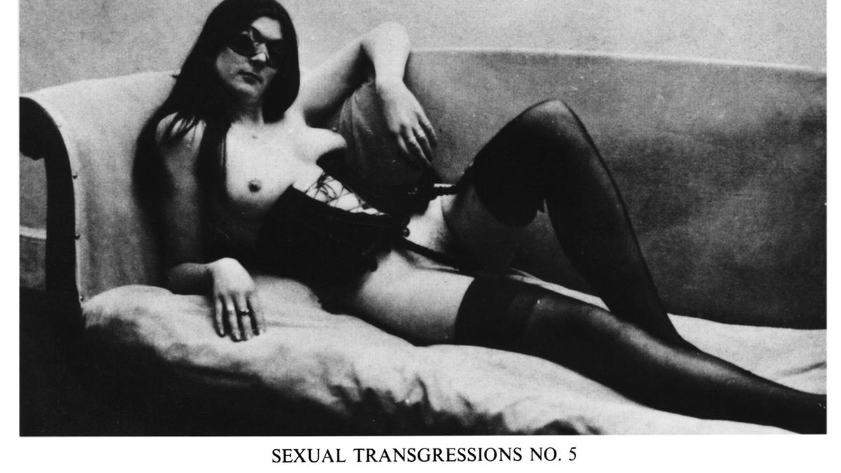 the wild world of radical performance artist and industrial music pioneer cosey fanni tutti