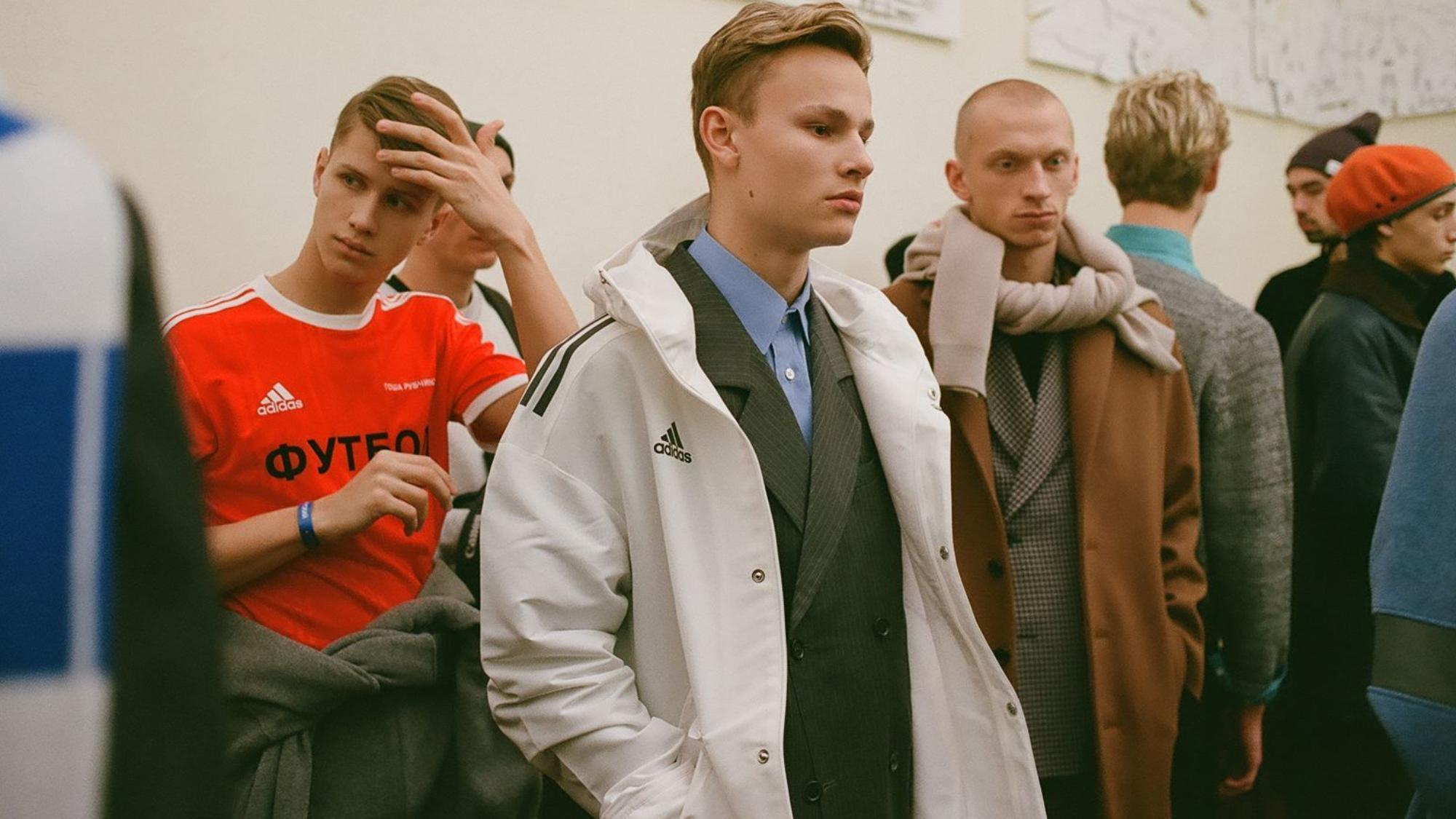 ​gosha is going back to russia to show his spring/summer 18 collection