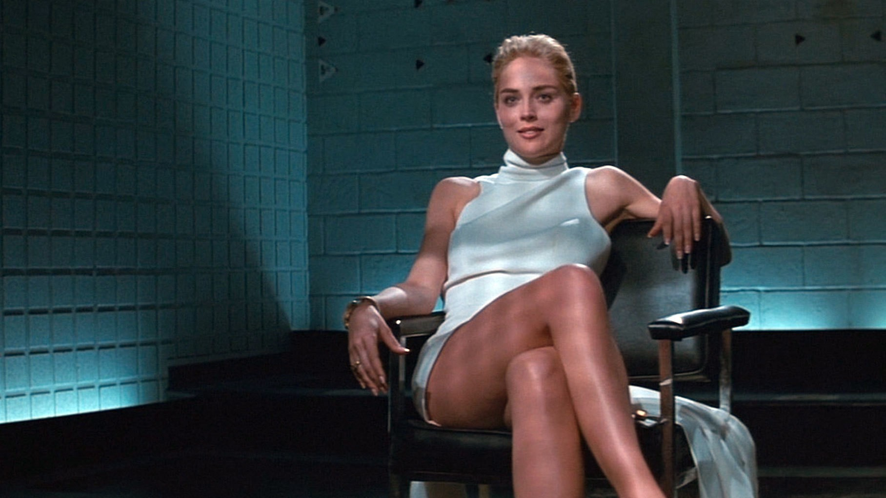 basic instinct sharon stone