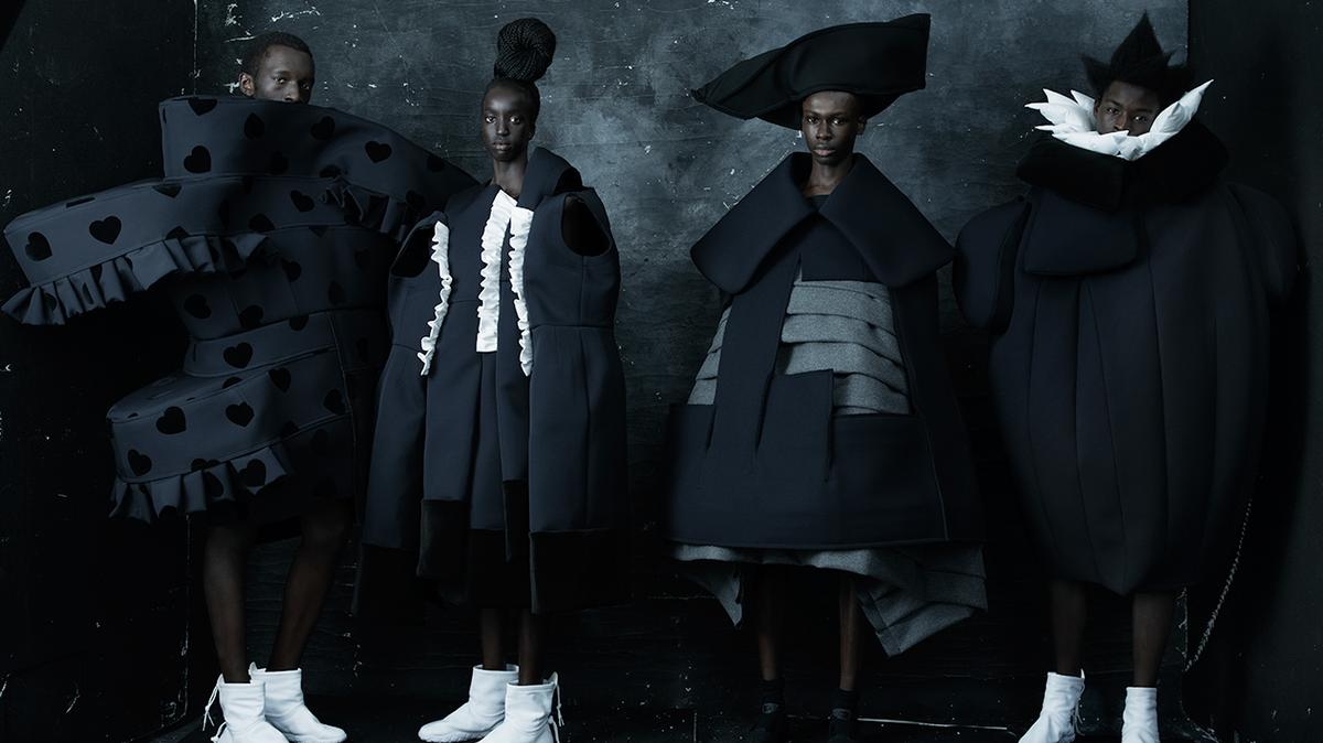 the genius of rei kawakubo for comme des garçons