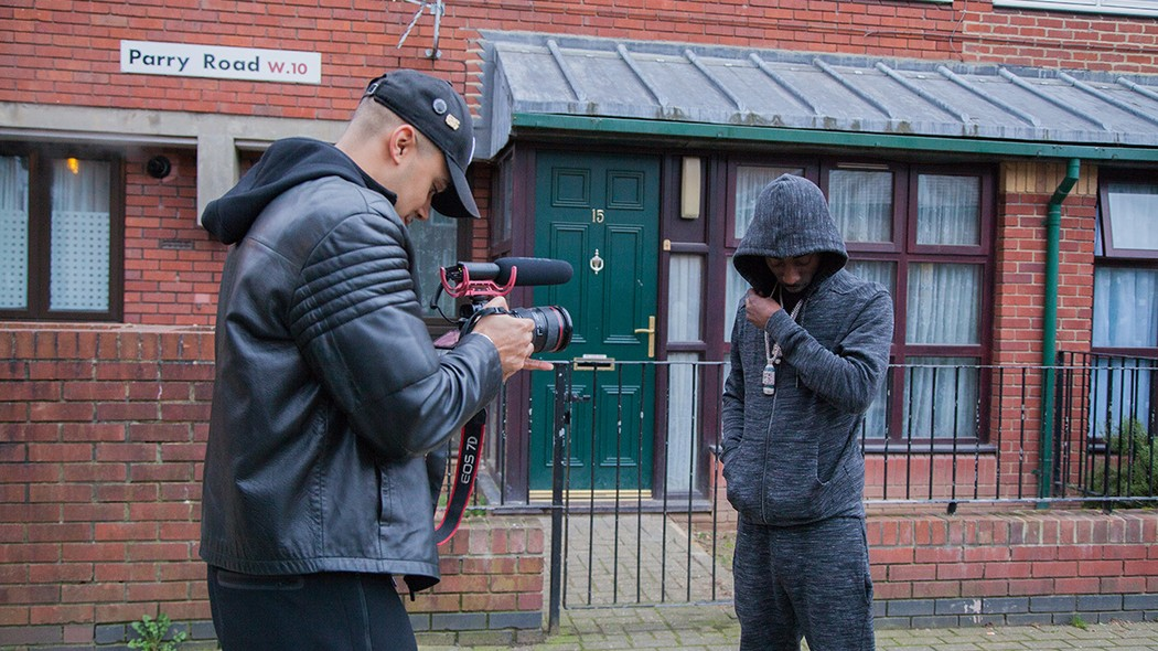 Nathan Miller's new film LDN spotlights the musicians making waves outside the traditional methods of the music industry. Fittingly -- spotlighting a scene ...