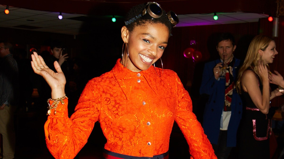 see what went down at i-D's gucci pre-fall party