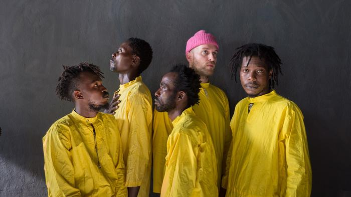 the congolese musicians making music like you've never heard before