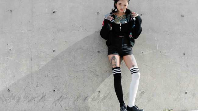 d1c4afad74f the secret meanings behind seoul s outlandish street style trends - i-D