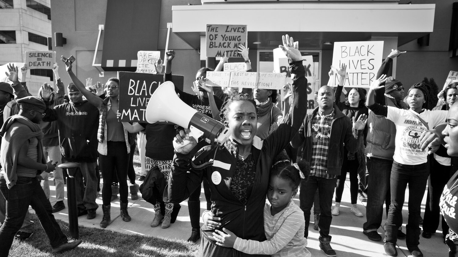 watch the trailer for a powerful new documentary about ferguson