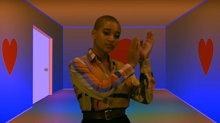 the soundtrack to your weekend ft. amandla stenberg, mount kimbie and swet shop boys