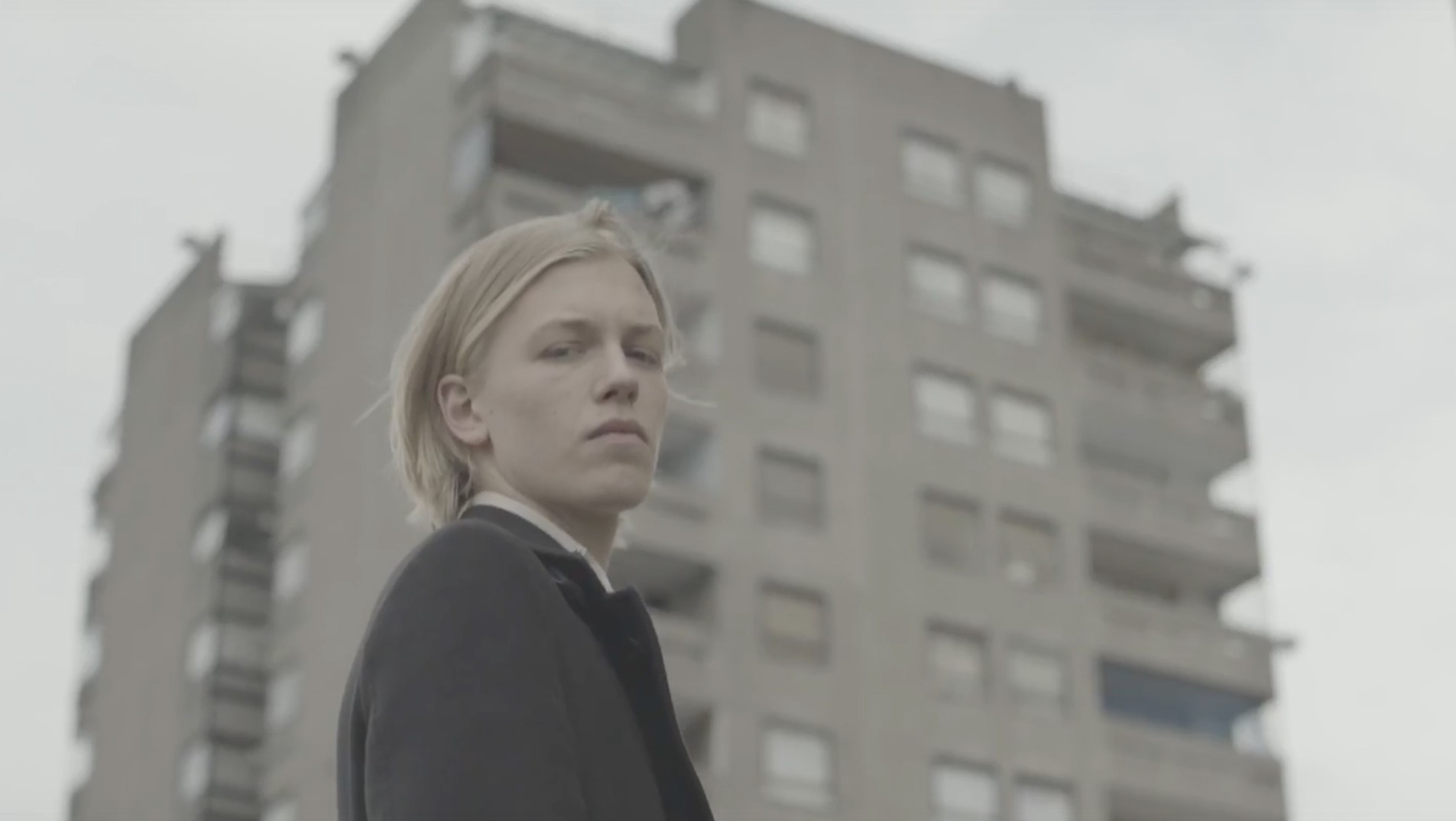 videopremiere: matija, song for celine