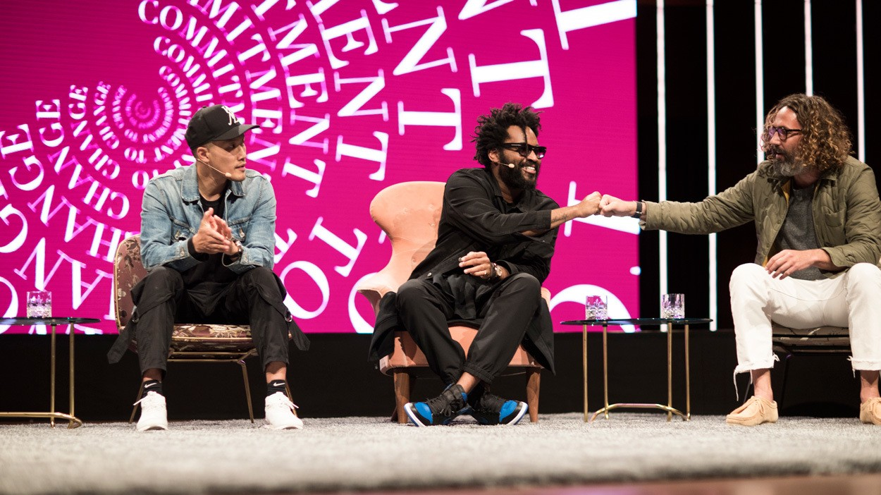 5 of the most radical green ideas from copenhagen fashion summit