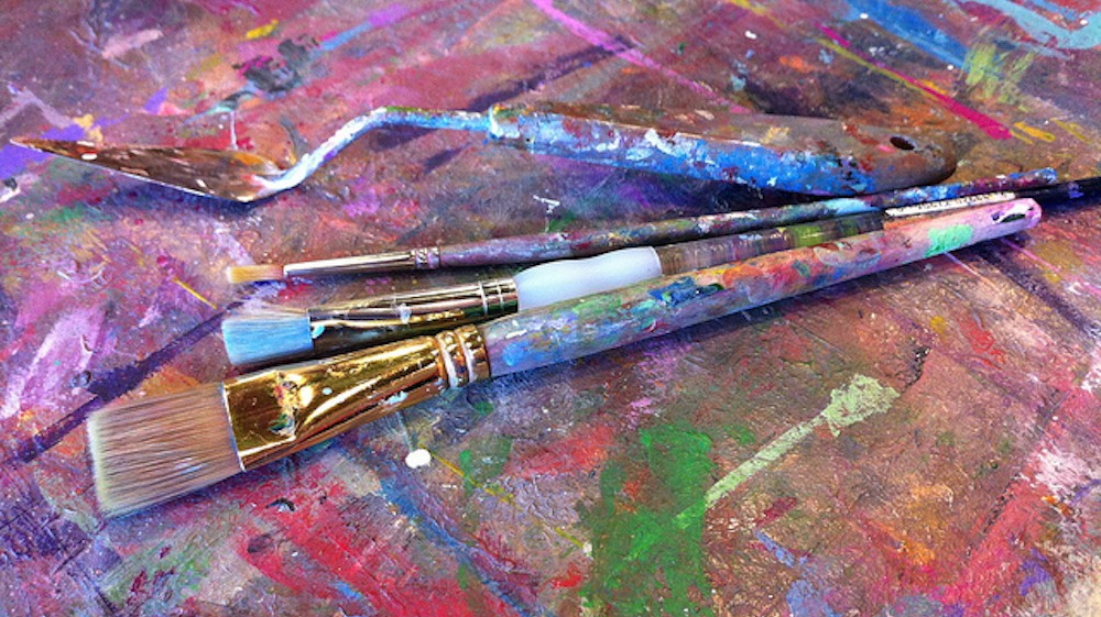 almost half of nyc artists can't afford art supplies