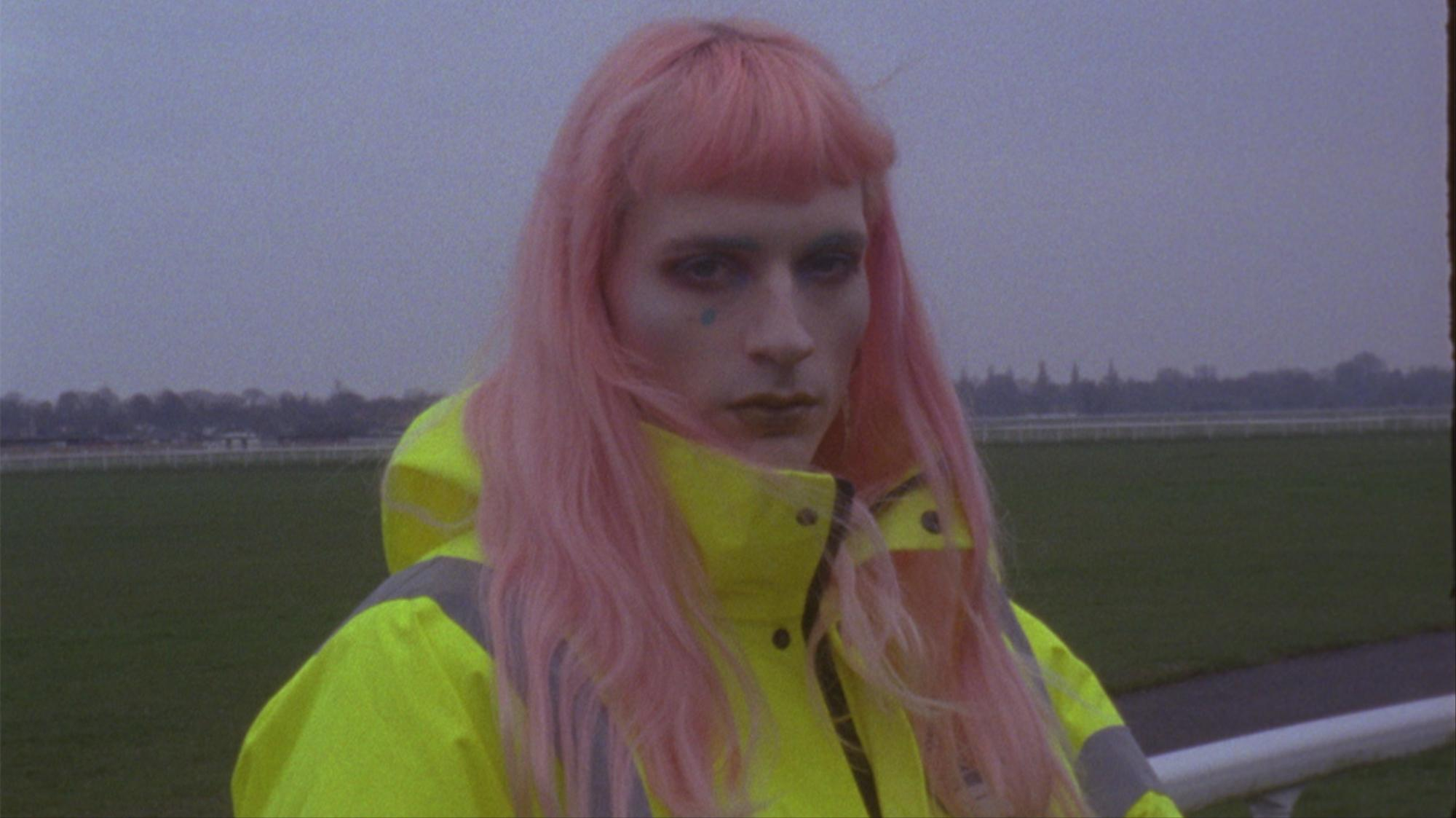 i-D meets matty bovan, the rainbow-colored star of london's fashion scene