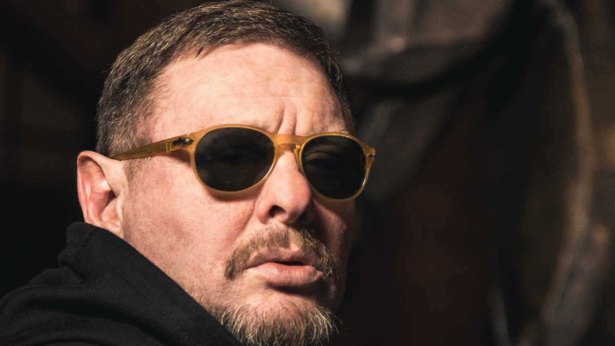 i-Q: shaun ryder of black grape chats aliens and reincarnation