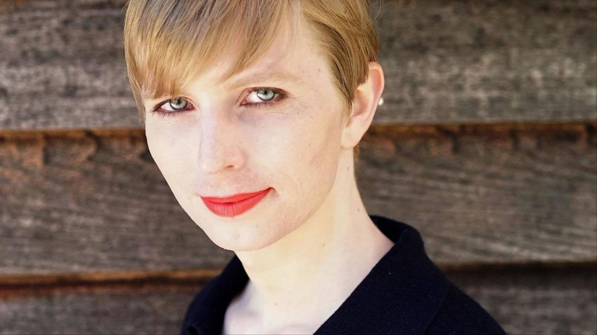 newly free, chelsea manning introduces herself on instagram