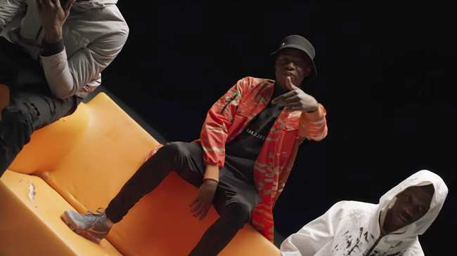 aac89a3ec1a89 the soundtrack to your weekend ft. j hus