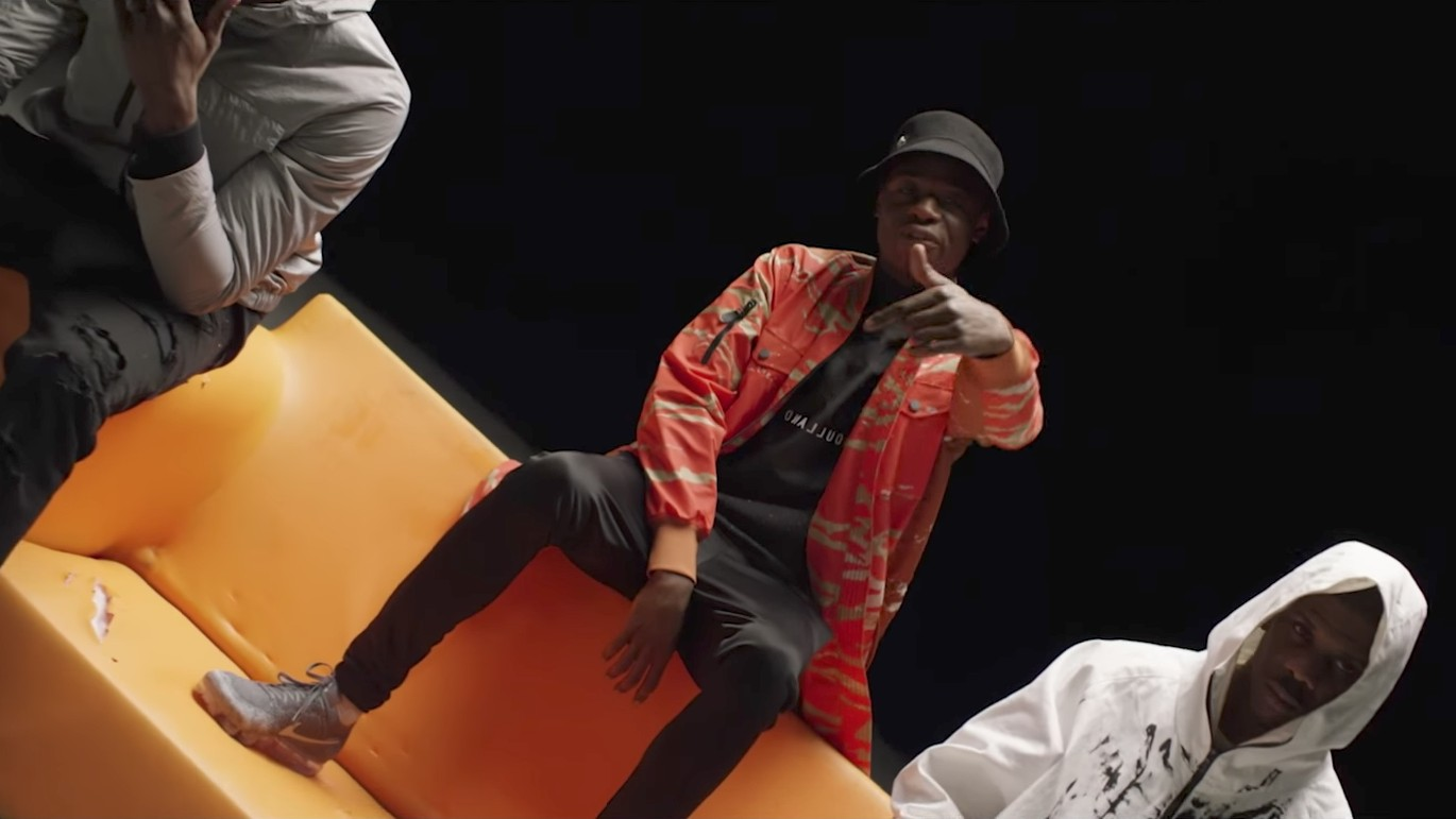the soundtrack to your weekend ft. j hus, nilufer yanya and bugzy malone