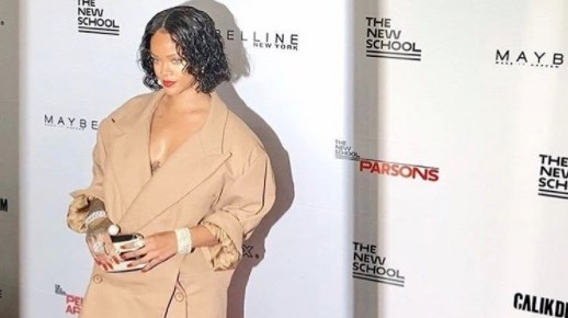 rihanna's award speech highlights underappreciation of students