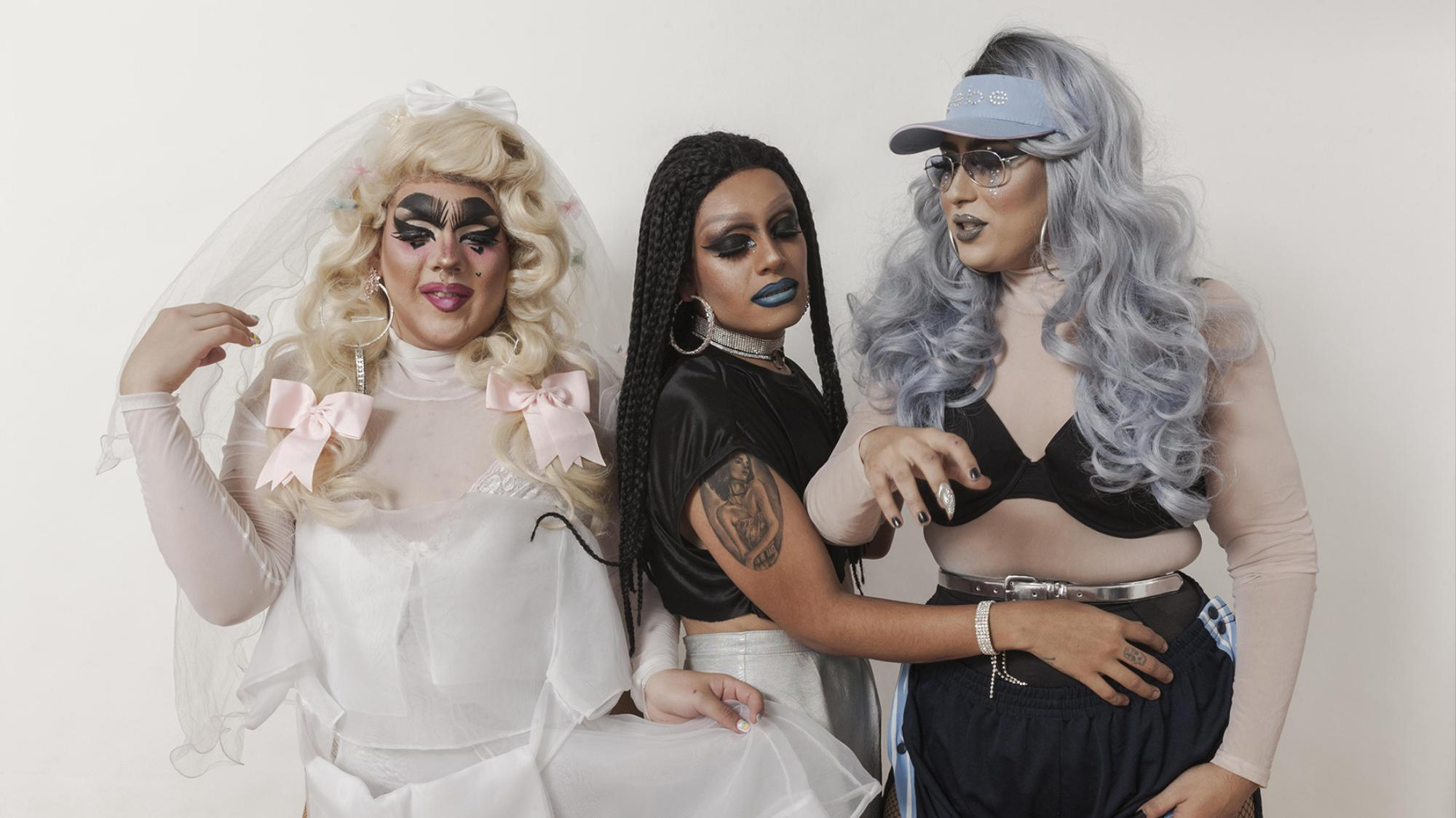 mexico city's young drag queens talk class, sass, and sisterhood