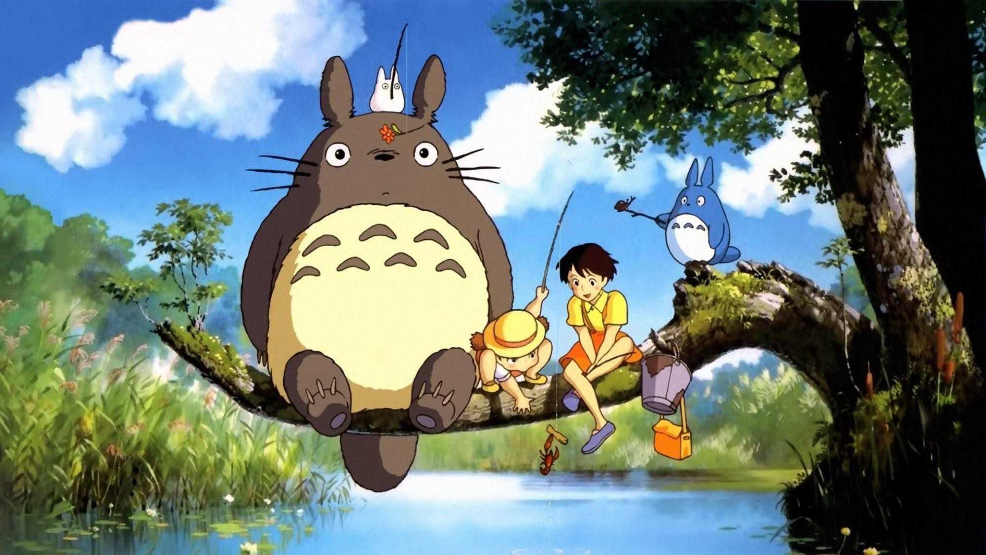 wanna work on the new studio ghibli film?