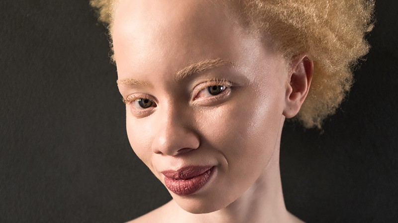 model thando hopa wants to help you feel beautiful