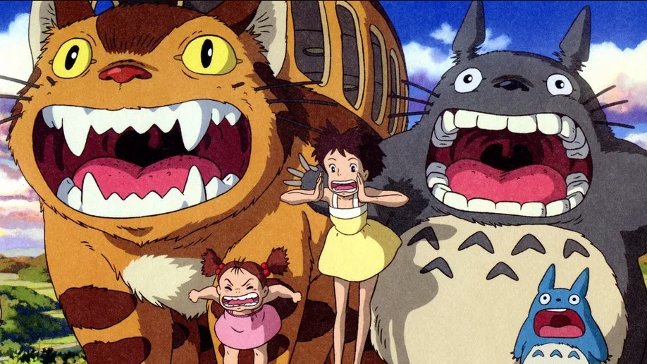 our dreams are coming true: a studio ghibli theme park is being built