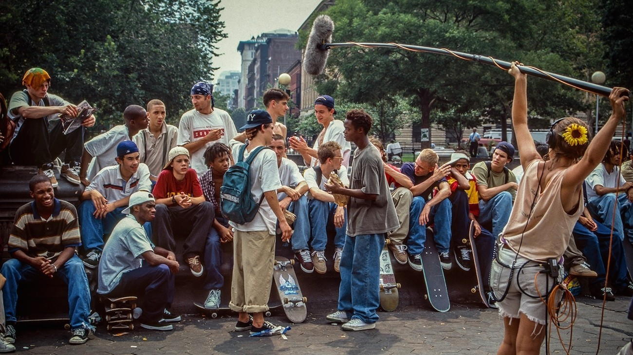 raw photos of the nyc skate legend who starred in 'kids'