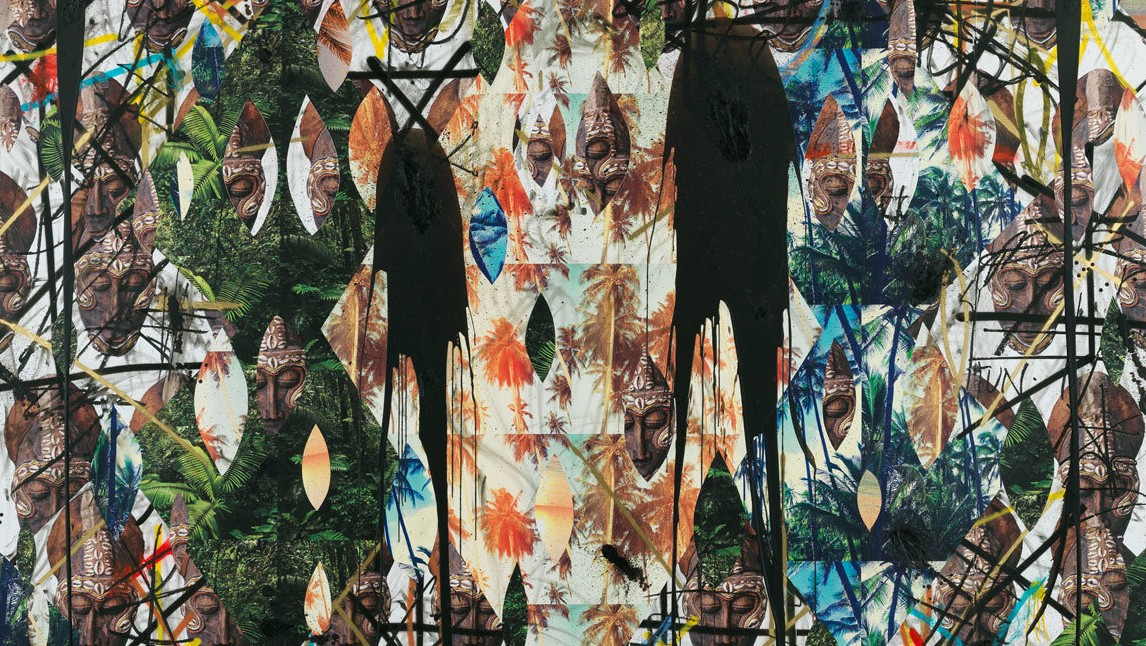 african-american artist rashid johnson is exploring life in the trump era