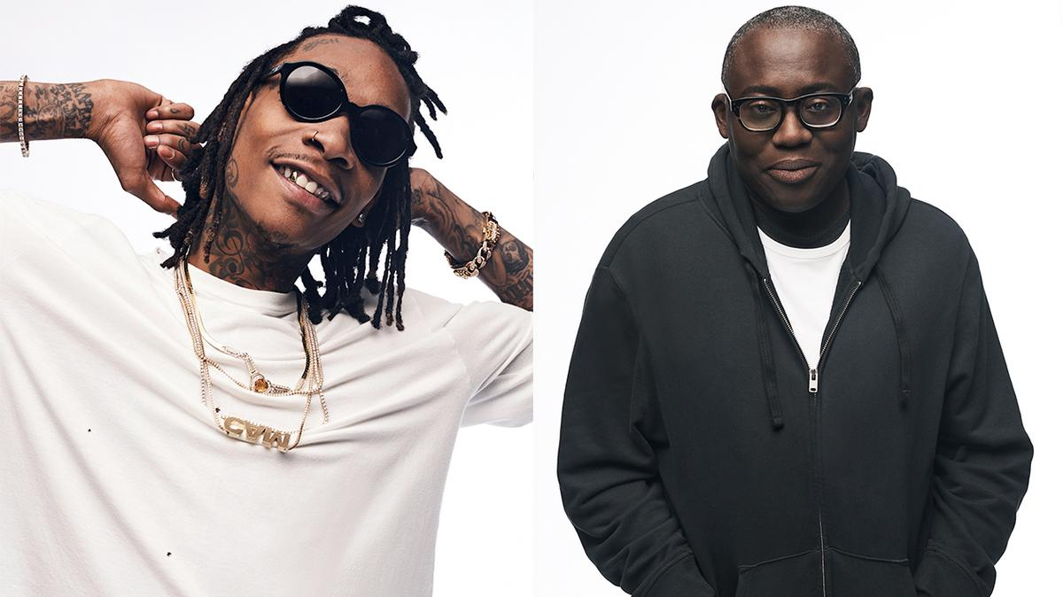 wiz khalifa and edward enninful are joining forces in the fight for equality