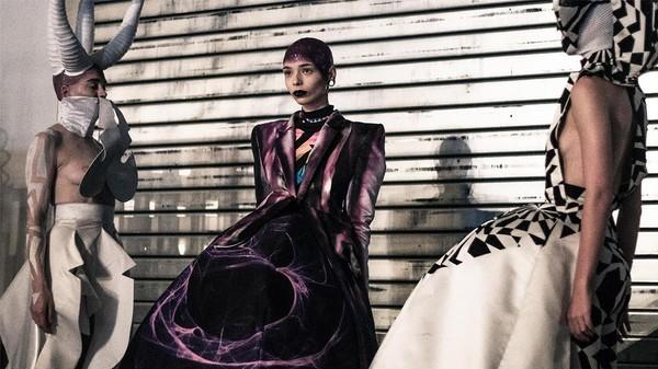 Charlotte Fashion Week Internationale Vice