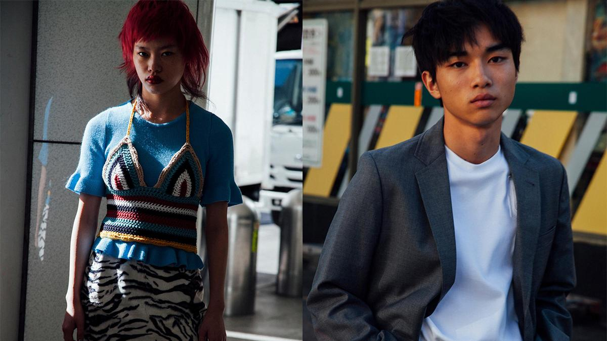 meet the coolest kids from tokyo, straight up