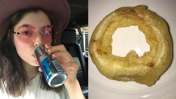 does lorde have an instagram account dedicated to onion rings? an investigation