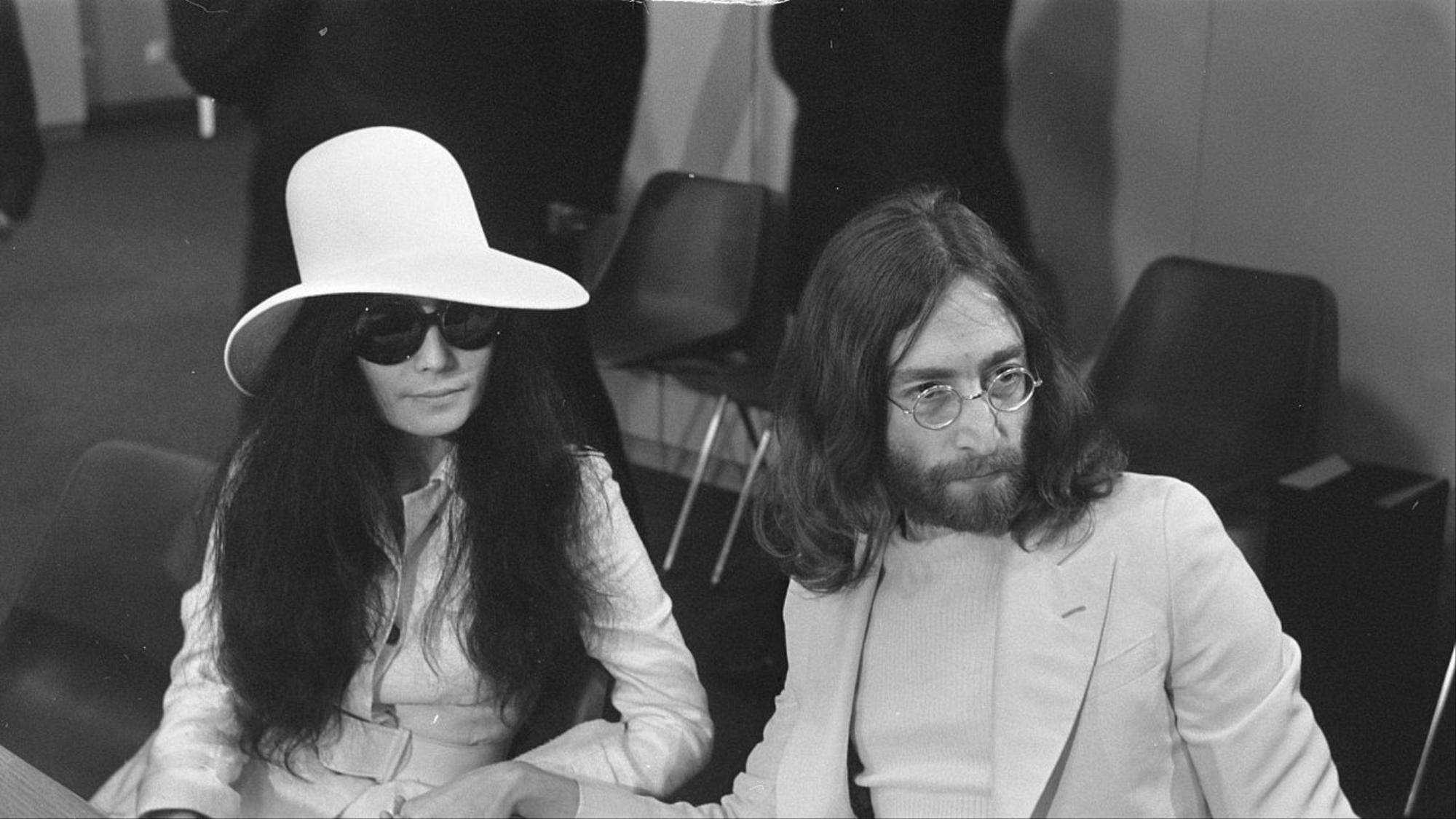 yoko ono might finally get a songwriting credit for john lennon's imagine