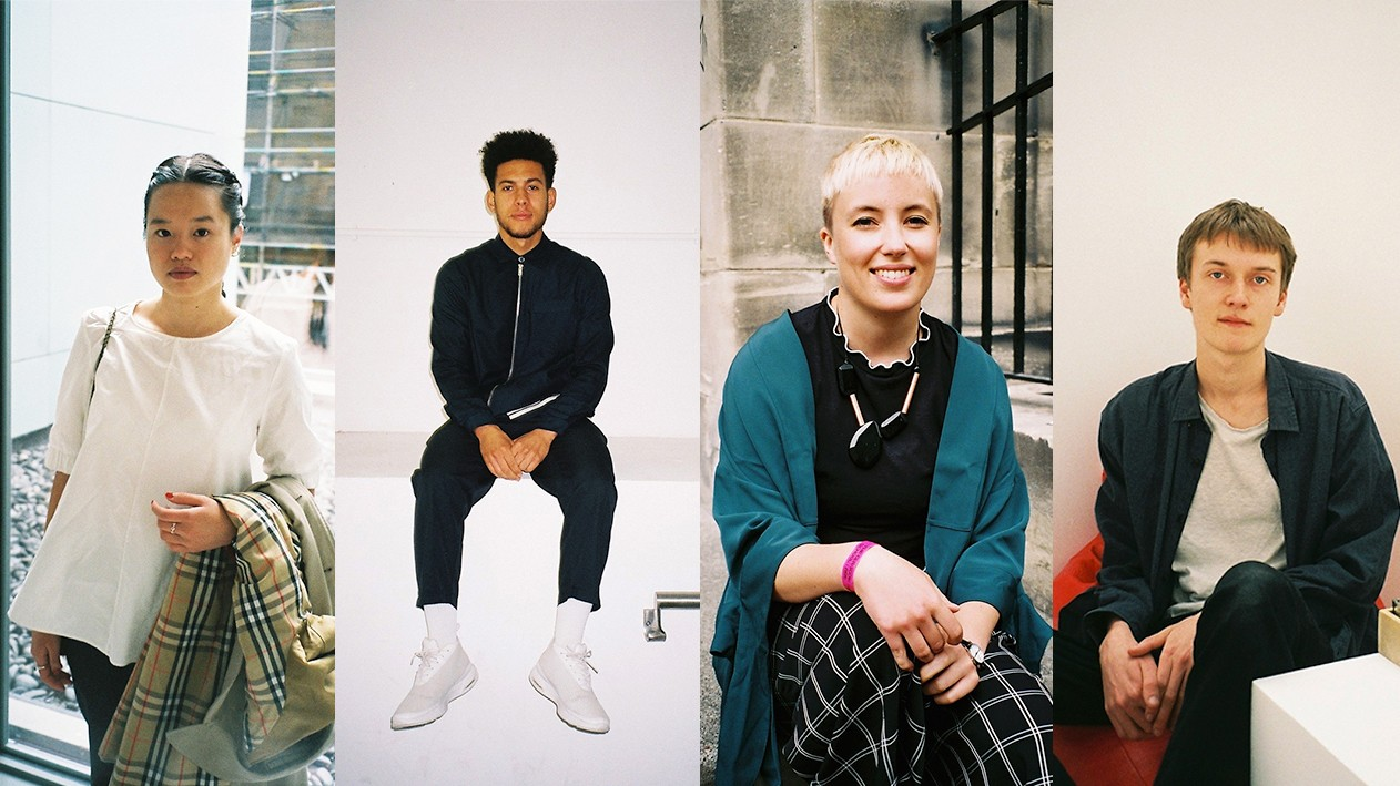 """in glasgow it's easier to stand out"" – five graduates shaping the city's art reputation"