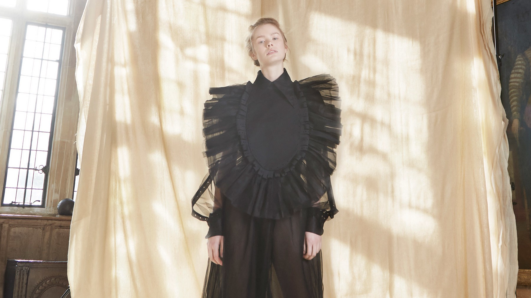the syrian designer who became an lvmh prize finalist