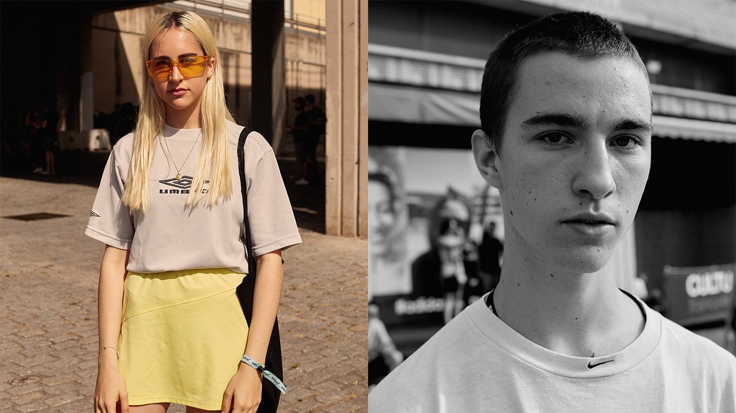 what the cool kids wore at barcelona's sonar festival